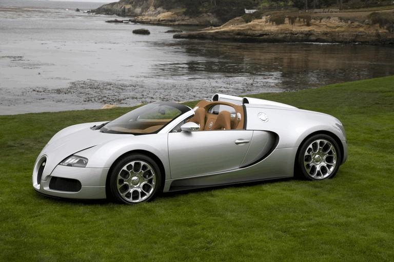 2008 Bugatti Veyron 16.4 Grand Sport 497839