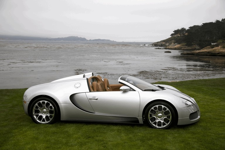2008 Bugatti Veyron 16.4 Grand Sport 497843