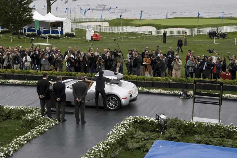 2008 Bugatti Veyron 16.4 Grand Sport 497848