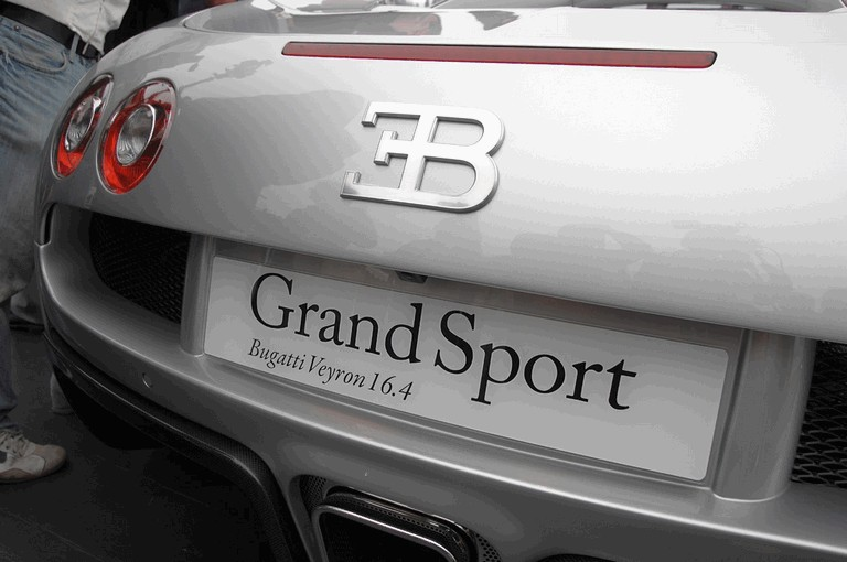 2008 Bugatti Veyron 16.4 Grand Sport 497853