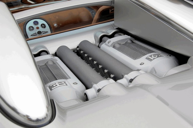2008 Bugatti Veyron 16.4 Grand Sport 497857