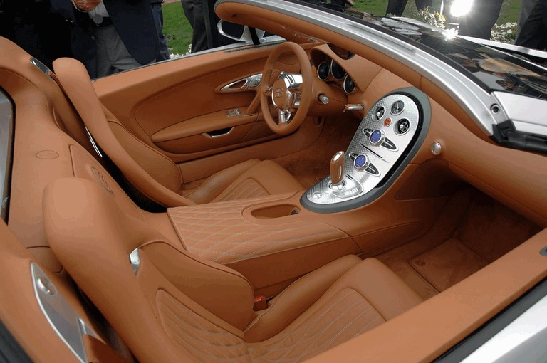 2008 Bugatti Veyron 16.4 Grand Sport 497862
