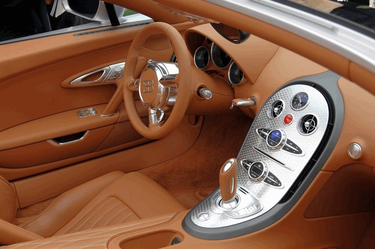 2008 Bugatti Veyron 16.4 Grand Sport 497863