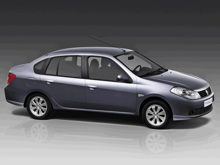 2008 Renault Symbol Thalia 234445