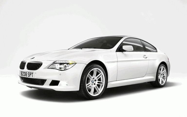 2008 BMW 6er - M6 based sport edition competition pack 234623