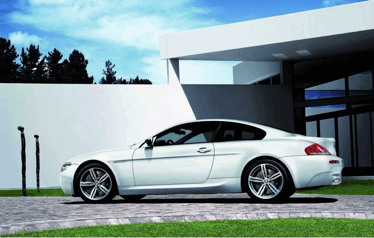 2008 BMW 6er - M6 based sport edition competition pack 234624