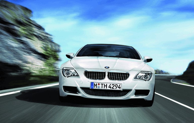 2008 BMW 6er - M6 based sport edition competition pack 234625