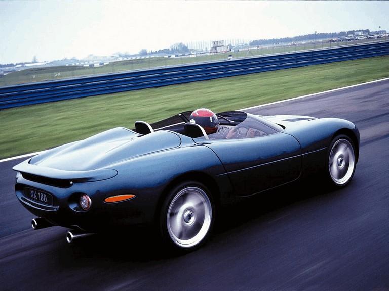1998 Jaguar XK180 concept 196464