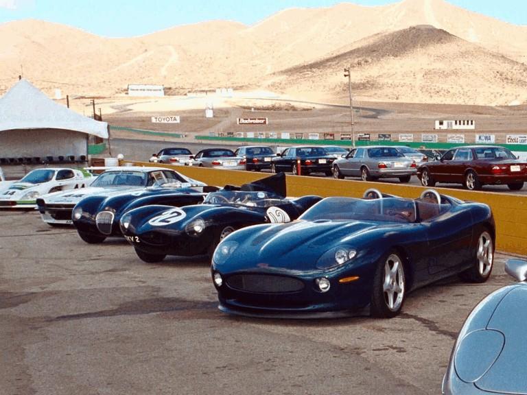 1998 Jaguar XK180 concept 196469