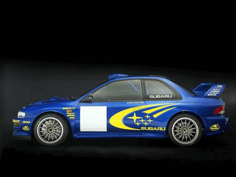 1998 Subaru Impreza 22B rally 416568