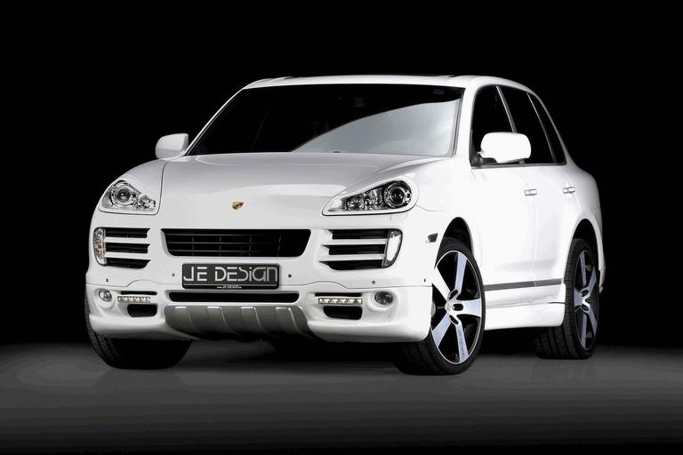 2008 Porsche Cayenne by JE Design 498028