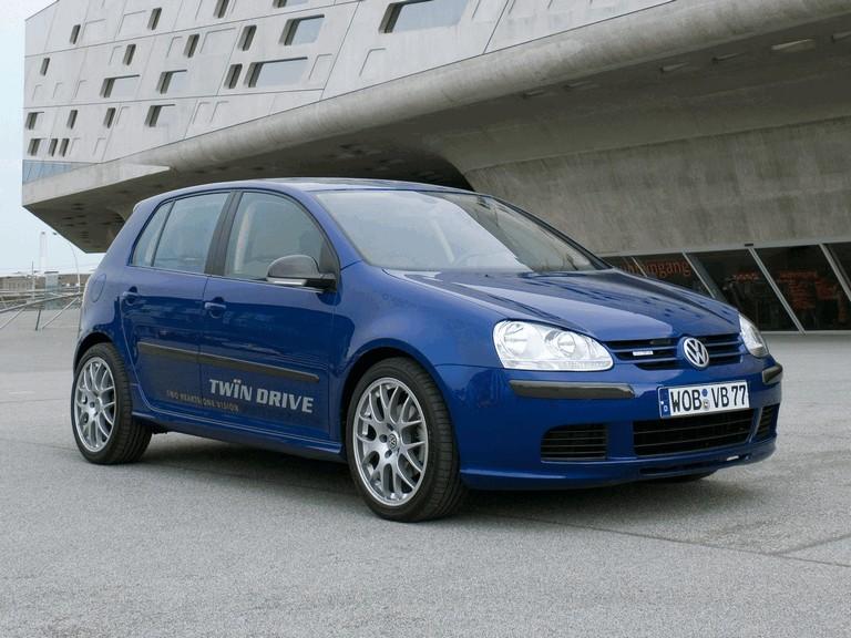 2008 Volkswagen Golf V Twin drive 235345