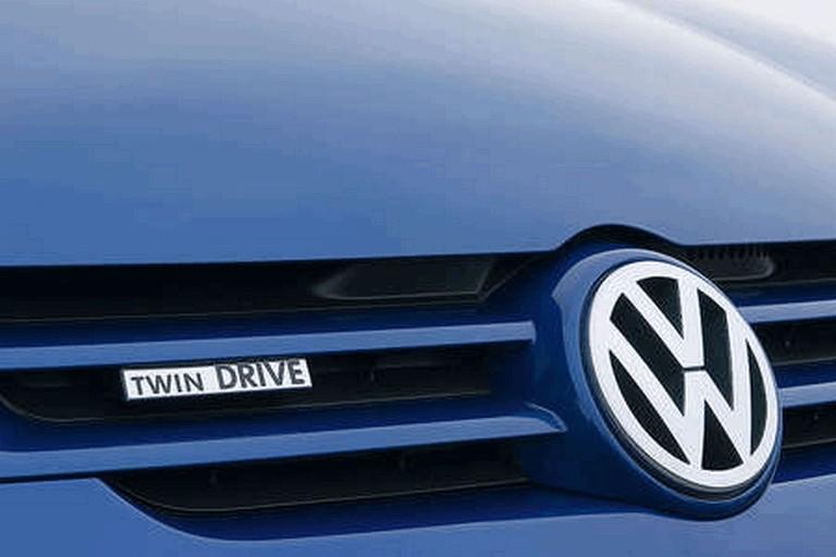 2008 Volkswagen Golf V Twin drive 235349