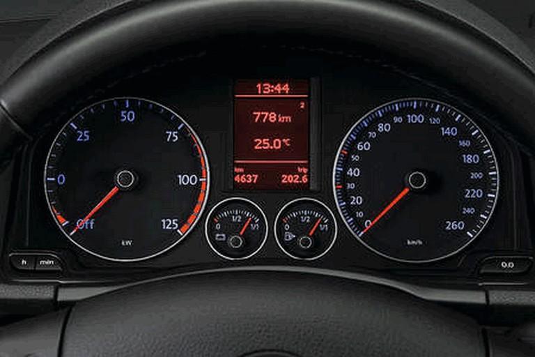 2008 Volkswagen Golf V Twin drive 235354