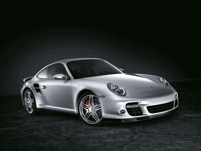 2008 Porsche 911 Turbo 235580