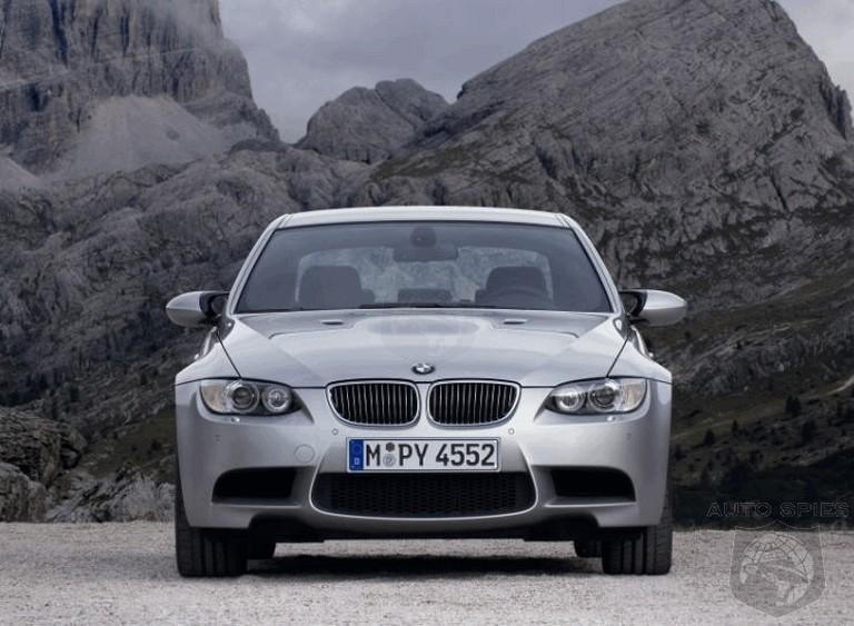 2008 BMW M3 ( E90 ) saloon 235738