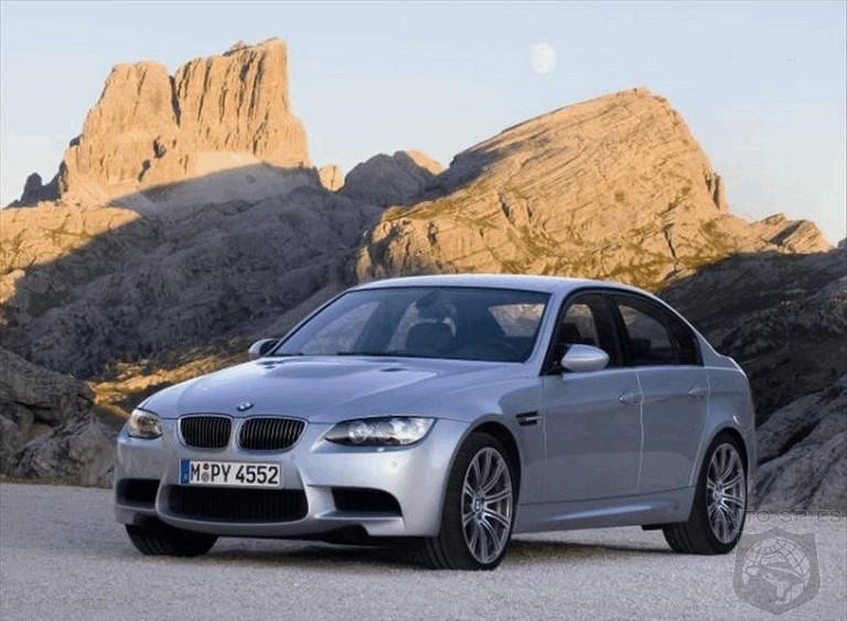 2008 BMW M3 ( E90 ) saloon 235739