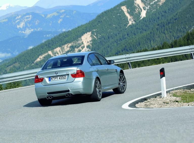 2008 BMW M3 ( E90 ) saloon 235749