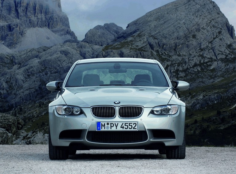 2008 BMW M3 ( E90 ) saloon 235751