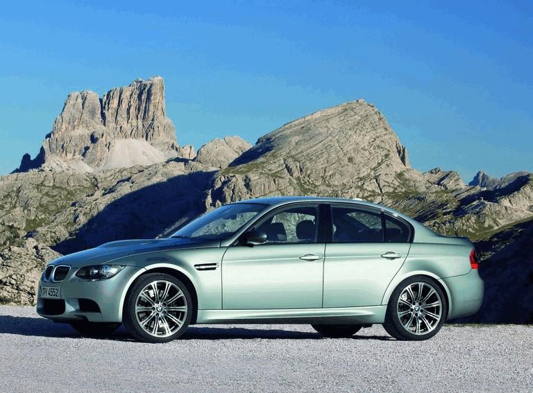 2008 BMW M3 ( E90 ) saloon 235755