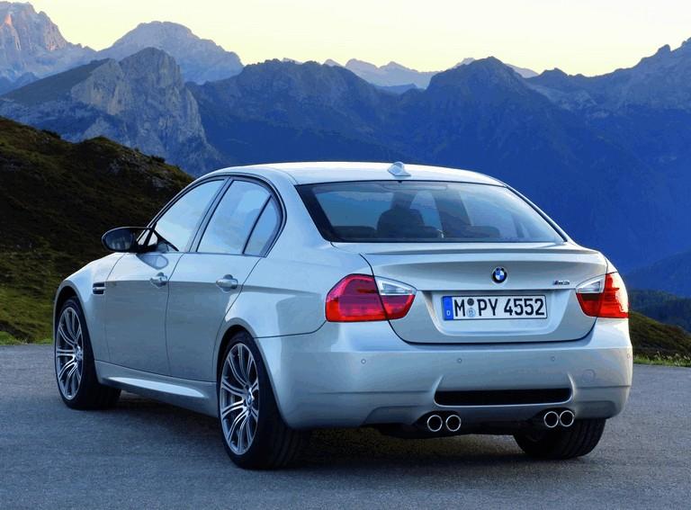 2008 BMW M3 ( E90 ) saloon 235759