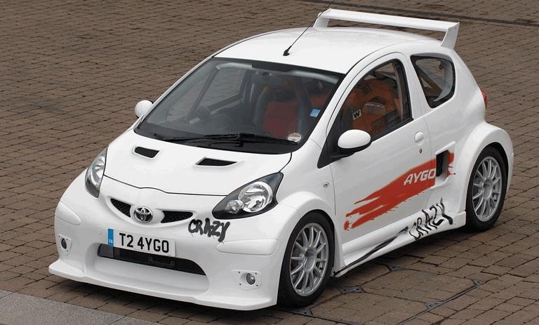 2008 Toyota Aygo Crazy 236064