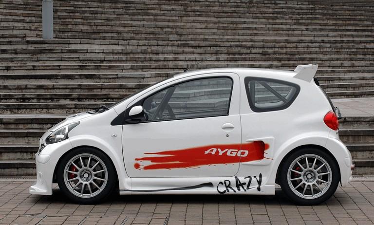 2008 Toyota Aygo Crazy 236066