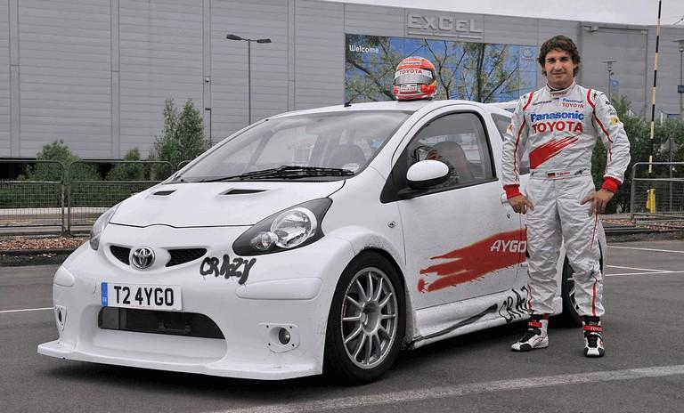 2008 Toyota Aygo Crazy 236073