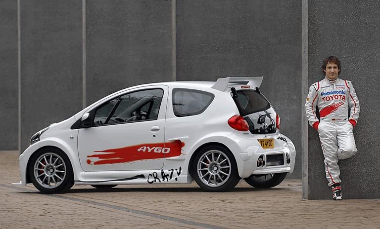 2008 Toyota Aygo Crazy 236074