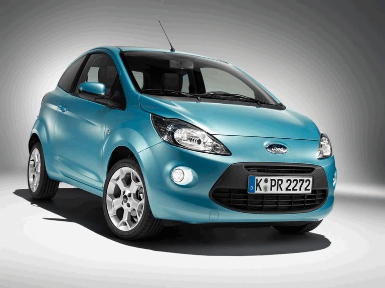 2008 Ford Ka 236179