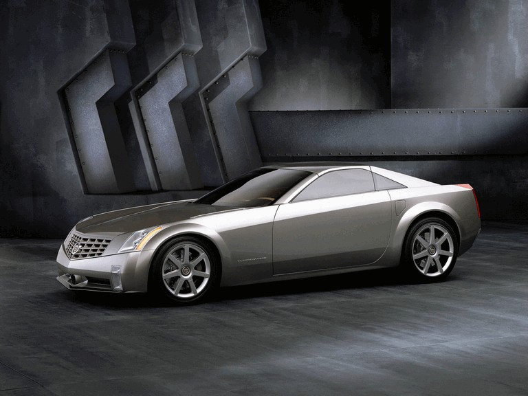 1999 Cadillac Evoq concept 196512