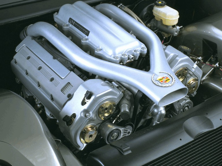 1999 Cadillac Evoq concept 196516