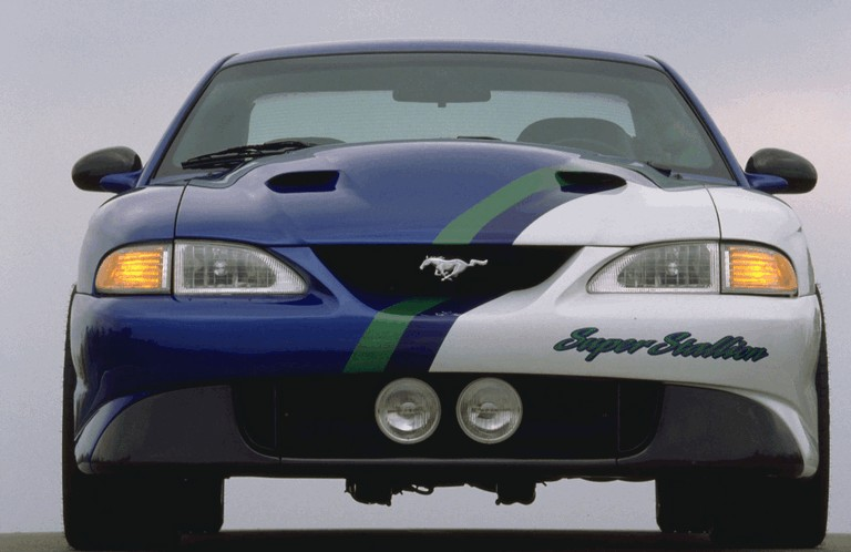 1999 Ford Mustang SS 482546