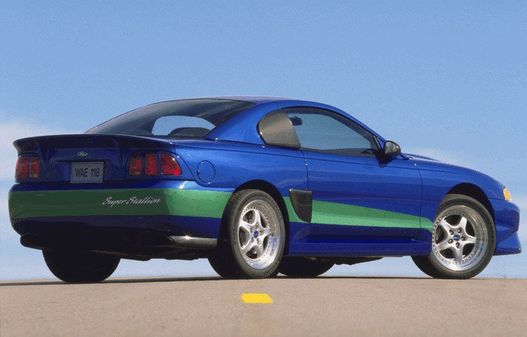 1999 Ford Mustang SS 482548