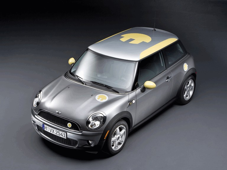 2008 Mini E electric 236757