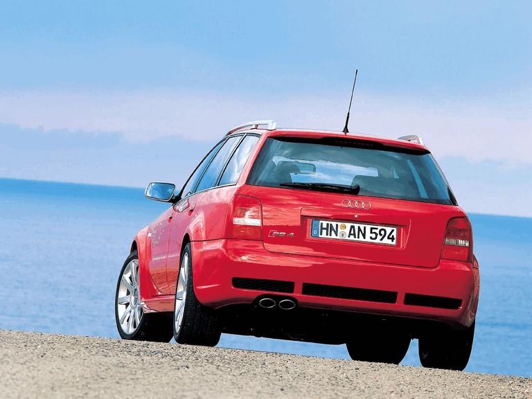 2000 Audi RS4 196557