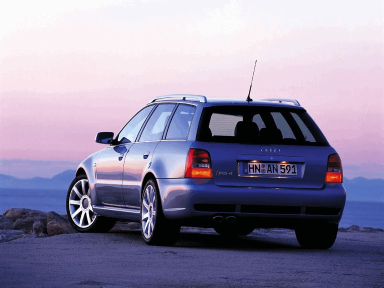 2000 Audi RS4 196563