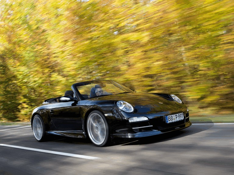 2008 Porsche 911 ( 997 ) AeroKit by TechArt 237070