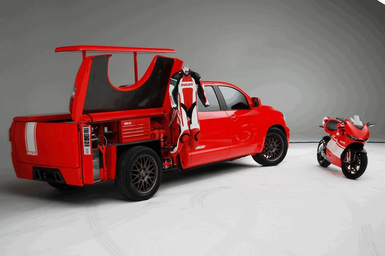2008 Toyota Ducati truck 499190