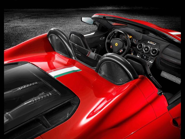 2008 Ferrari F430 Scuderia spider 16M 499242