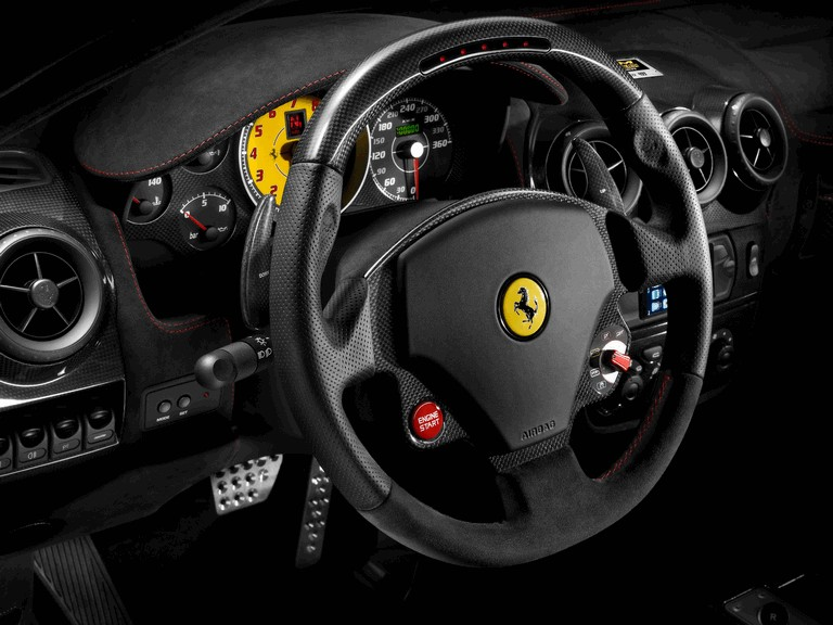2008 Ferrari F430 Scuderia spider 16M 499251