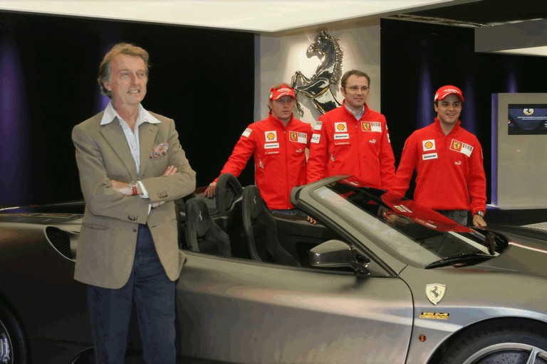 2008 Ferrari F430 Scuderia spider 16M 499256