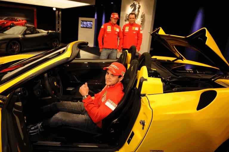 2008 Ferrari F430 Scuderia spider 16M 499257