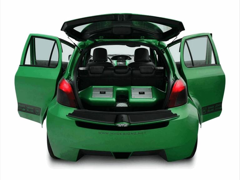 2008 Toyota Yaris 5-door tailback CNG concept 499380