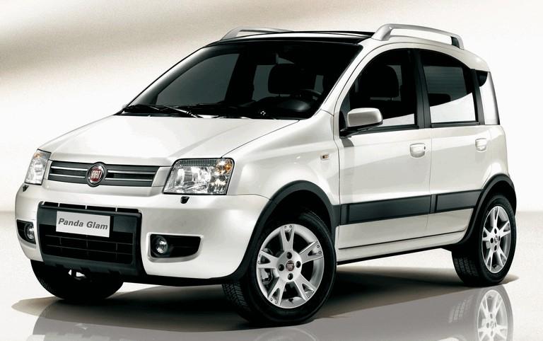 2008 Fiat Panda 4x4 Glam 237778