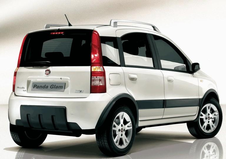 2008 Fiat Panda 4x4 Glam 237780