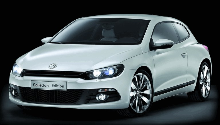2008 Volkswagen Scirocco collectors edition 238088