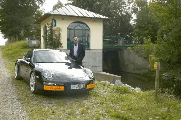 2008 Ruf Eruf Model A Concept Based On Porsche 911 997 500208