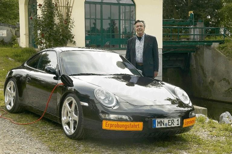 2008 Ruf Eruf Model A Concept Based On Porsche 911 997 500209