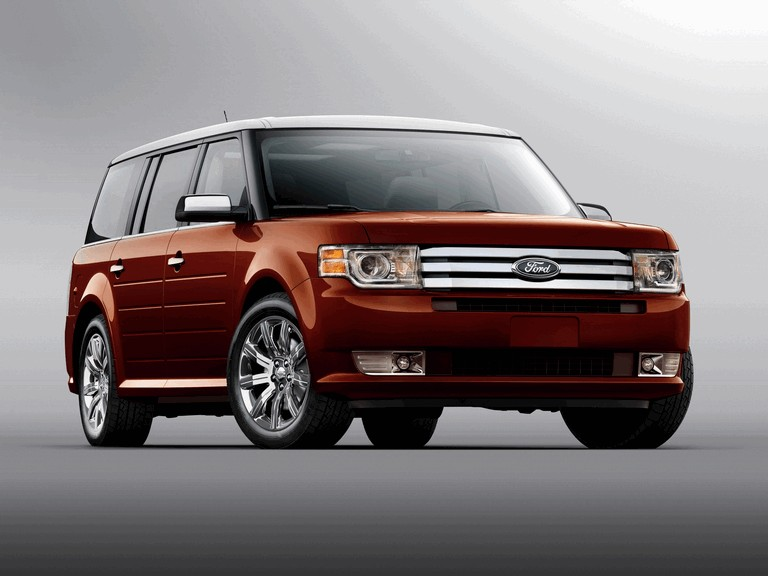 2009 Ford Flex Limited 238883